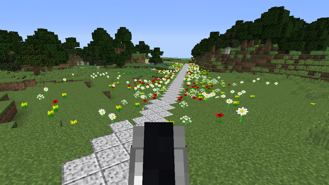 そういえばお花畑作ったの.png
