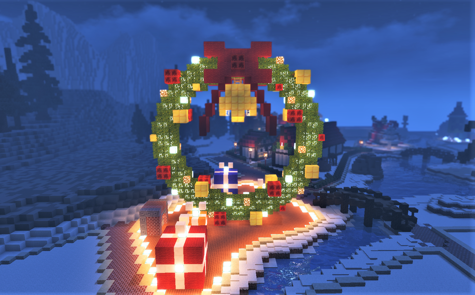 クリスマスツリー リース.png