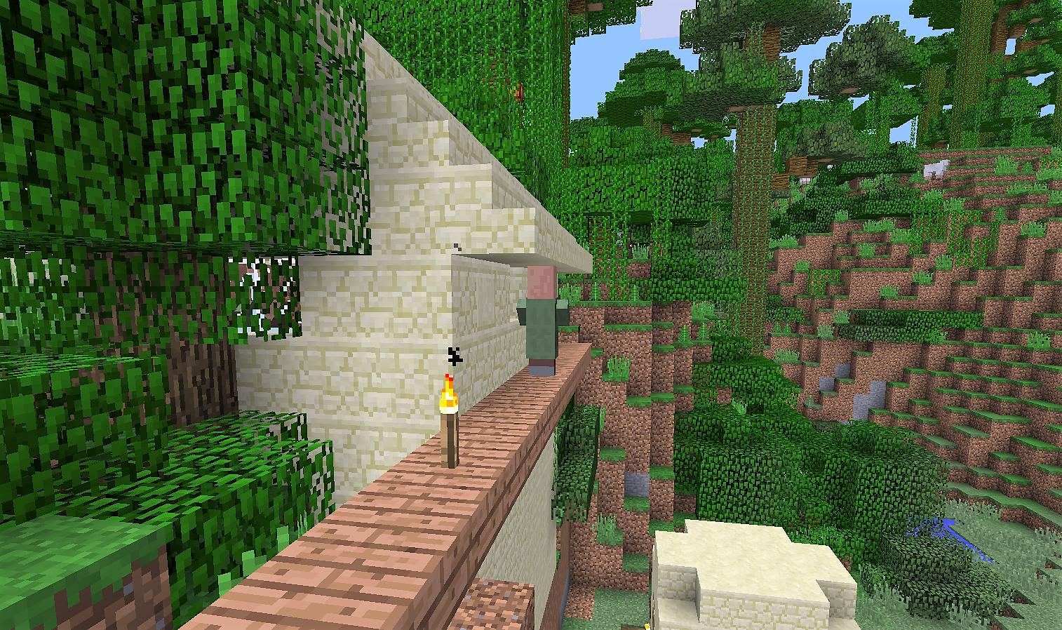 ドアの位置がおかしい家2 緑のお方.png