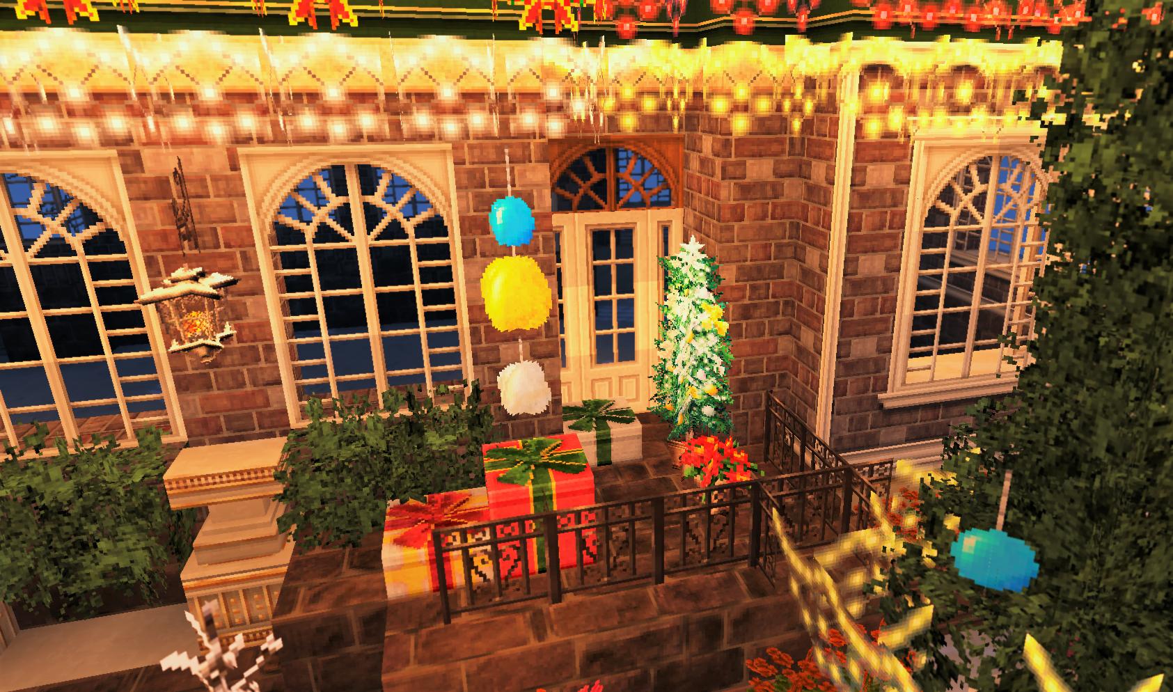 ドア前のツリーとプレゼント.png