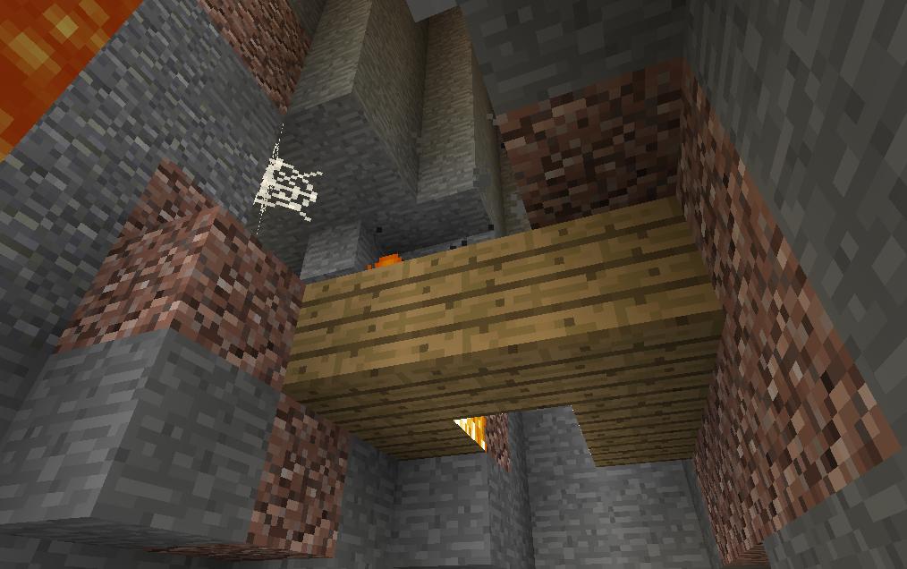 廃坑につながりました.png