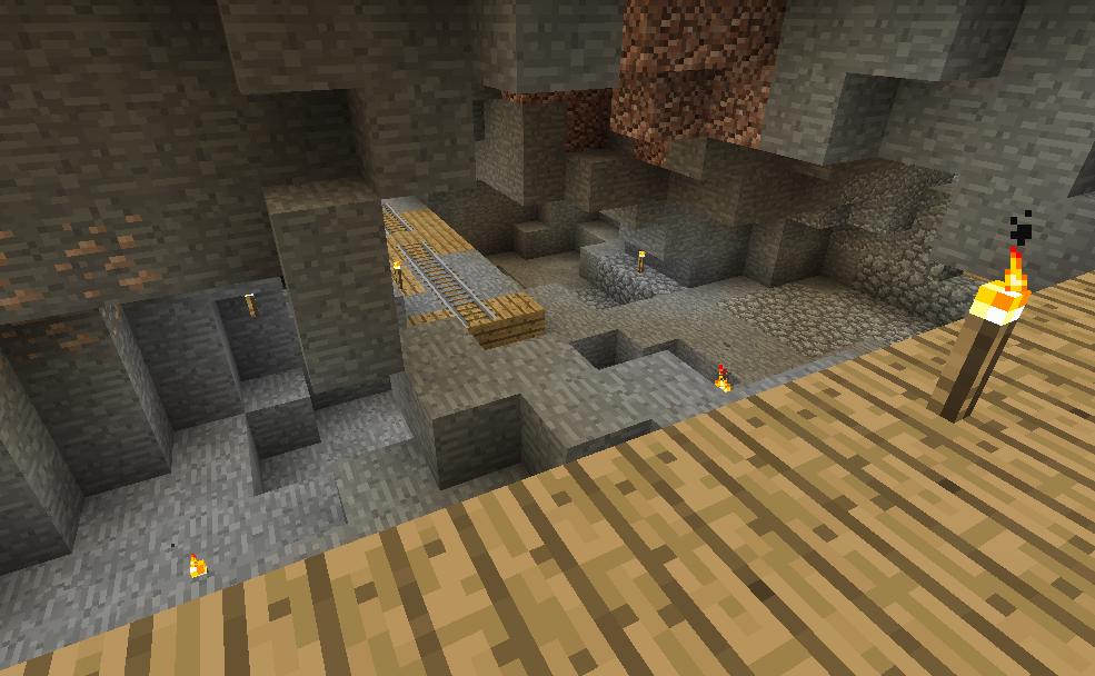 廃坑探検3下にも廃坑と洞窟.png